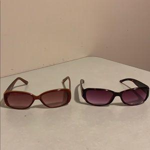 Pair of Dana Buchman sunglasses